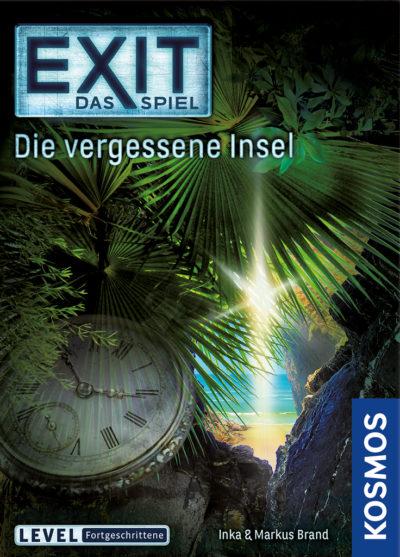 EXIT – Das Spiel: Die vergessene Insel