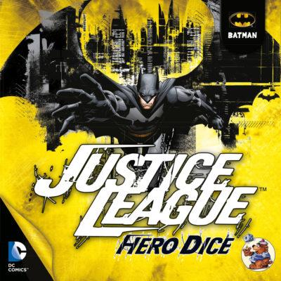 Cover Justice League: Hero Dice – Batman
