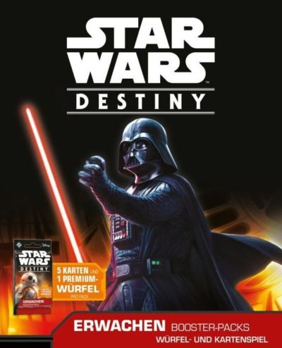Cover Star Wars: Destiny (Booster Display)