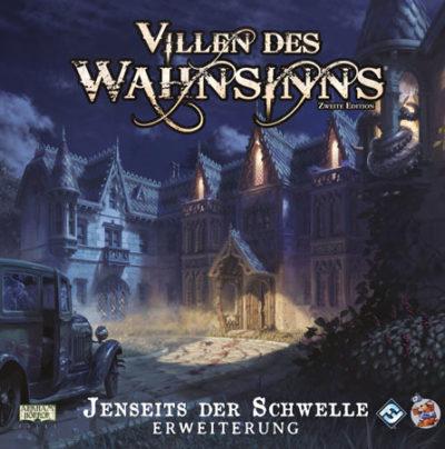Villen des Wahnsinns: 2. Edition – Jenseits der Schwelle