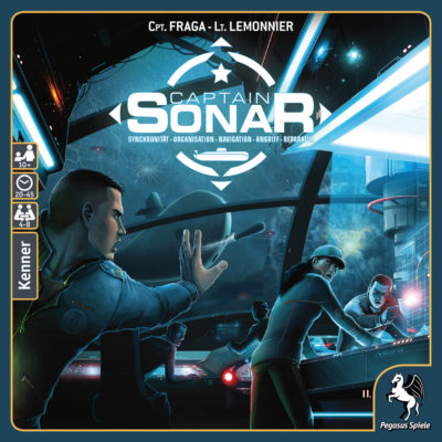 Cover Captain Sonar