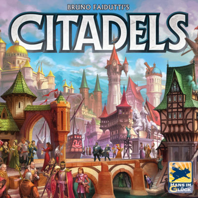 Cover Citadels
