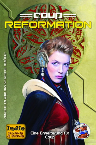 Cover Coup: Reformation