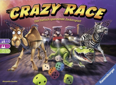 Cover Crazy Race