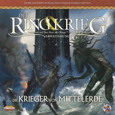 Der Ringkrieg (2. Edition): Die Krieger von Mittelerde