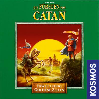 Die Fürsten von Catan: Goldene Zeiten