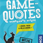 Game of Quotes – Verrückte Zitate