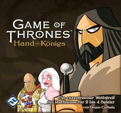 A Game of Thrones: Hand des Königs