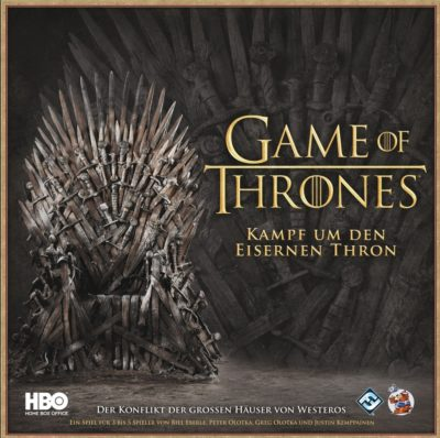 Cover Game of Thrones: Kampf um den Eisernen Thron