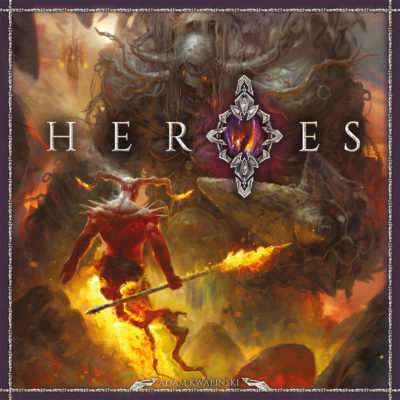 Cover Heroes: Zorn der Elemente