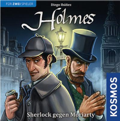 Cover Holmes: Sherlock gegen Moriarty