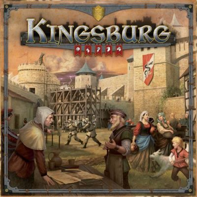 Kingsburg (2. Edition)
