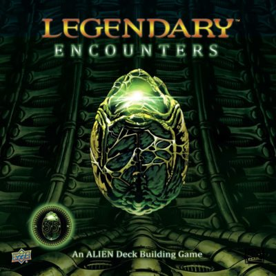 Cover Legendary Encounters: An Alien Deck Building Game