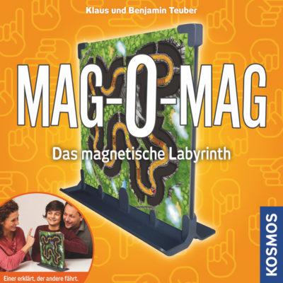 Cover Mag-O-Mag: Das magnetische Labyrinth