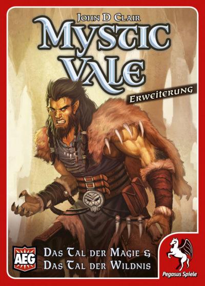 Mystic Vale: Das Tal der Magie / Das Tal der Wildnis