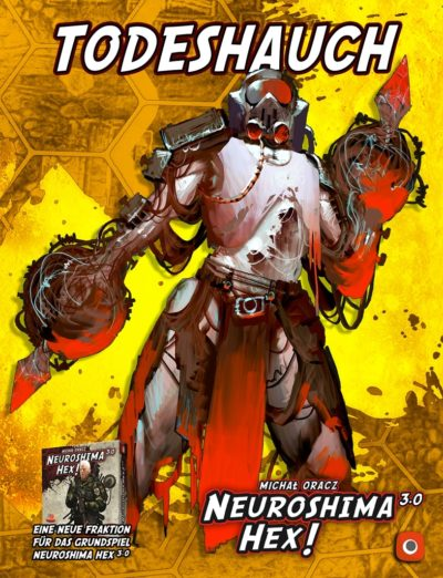 Cover Neuroshima Hex! 3.0: Todeshauch