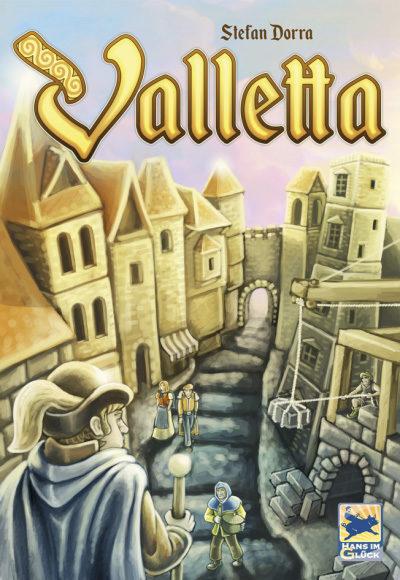 Cover Valletta