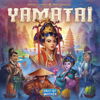 Cover Yamataï