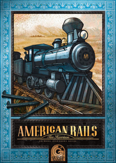 American Rails: The Barons of 1850