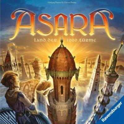 Cover Asara