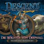 Descent (Zweite Edition): Die Wächter von Deephall
