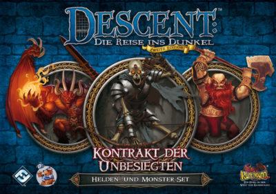 Descent (Zweite Edition): Kontrakt der Unbesiegten