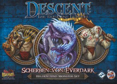 Descent (Zweite Edition): Scherben von Everdark