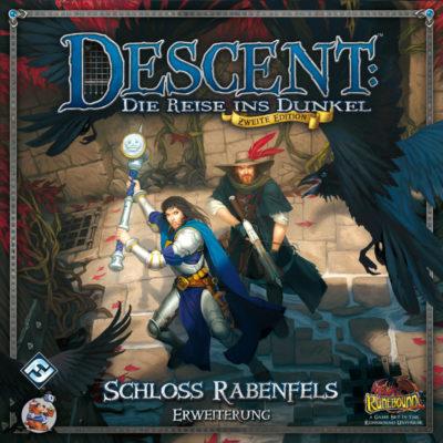 Descent (Zweite Edition): Schloss Rabenfels
