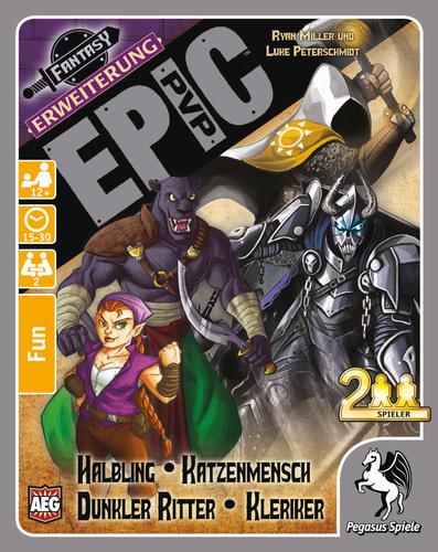 Epic PvP: Erweiterung 2 – Halbling, Katzenmensch, Dunkler Ritter & Kleriker
