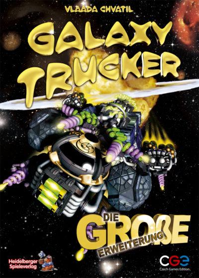 Galaxy Trucker: Die große Erweiterung