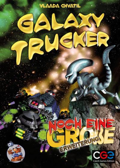 Galaxy Trucker: Noch eine große Erweiterung