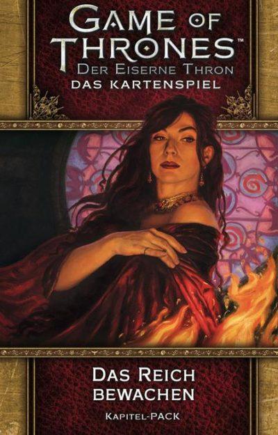 Der Eiserne Thron (Das Kartenspiel) / 2. Edition: Das Reich bewachen
