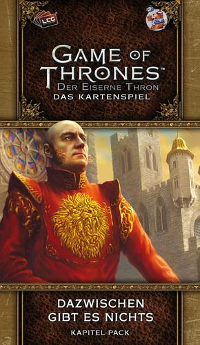 Der Eiserne Thron (Das Kartenspiel) / 2. Edition: Dazwischen gibt es Nichts