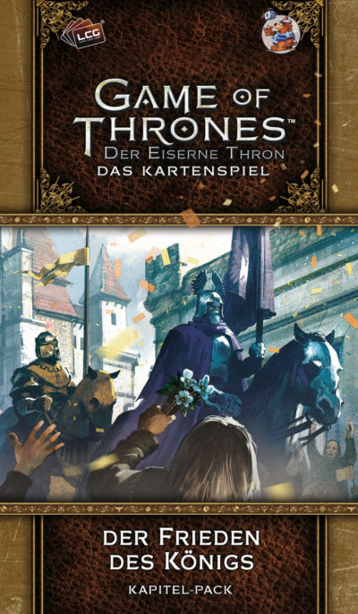 Der Eiserne Thron (Das Kartenspiel) / 2. Edition: Der Frieden des Königs