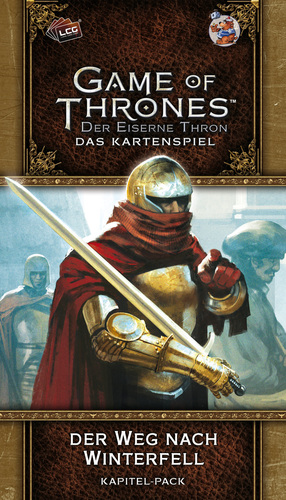 Der Eiserne Thron (Das Kartenspiel) / 2. Edition: Der Weg nach Winterfell