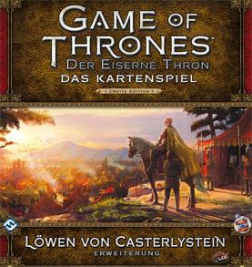 Der Eiserne Thron (Das Kartenspiel) / 2. Edition: Löwen von Casterlystein
