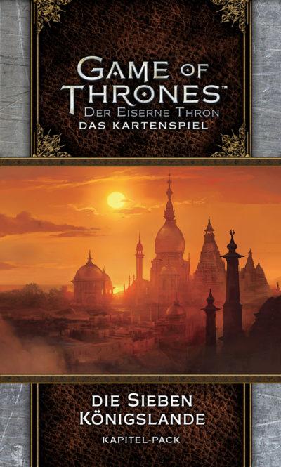 Der Eiserne Thron (Das Kartenspiel) / 2. Edition: Die sieben Königslande