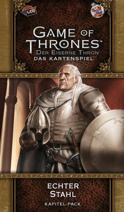 Der Eiserne Thron (Das Kartenspiel) / 2. Edition: Echter Stahl