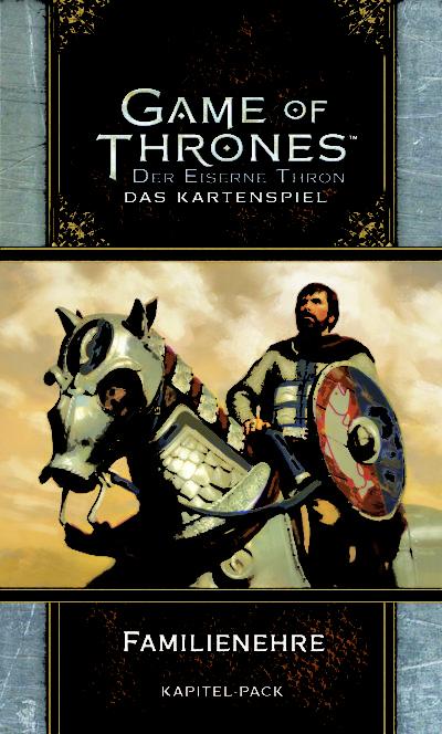 Der Eiserne Thron (Das Kartenspiel) / 2. Edition: Familienehre