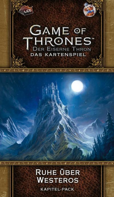 Der Eiserne Thron (Das Kartenspiel) / 2. Edition: Ruhe über Westeros