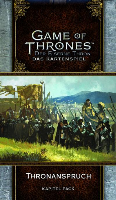 Der Eiserne Thron (Das Kartenspiel) / 2. Edition: Thronanspruch