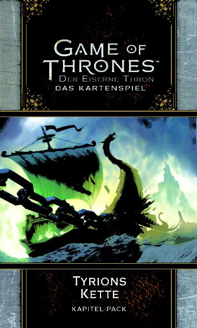 Der Eiserne Thron (Das Kartenspiel) / 2. Edition: Tyrions Kette