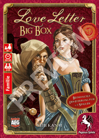 Cover Love Letter Big Box
