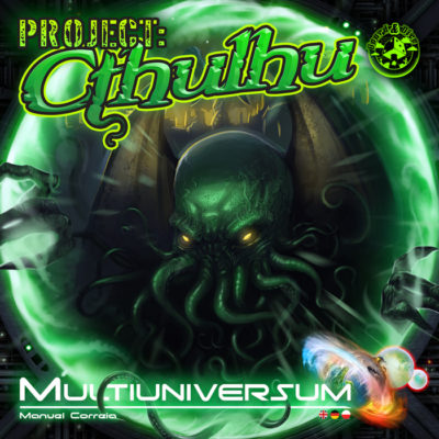Cover Multiuniversum: Project Cthulhu