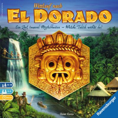 Cover Wettlauf nach El Dorado