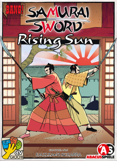 BANG! Samurai Sword: Rising Sun