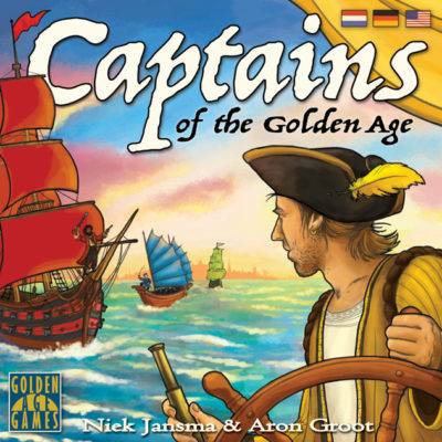 Captains of the Golden Age
