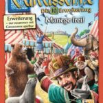 Cover Carcassonne: Manege frei
