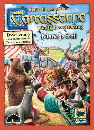 Carcassonne: Manege frei