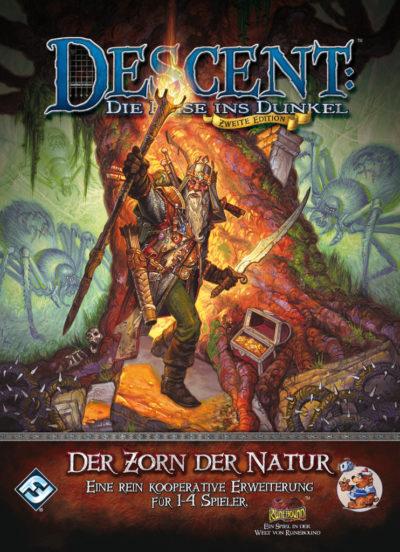 Descent (Zweite Edition): Zorn der Natur